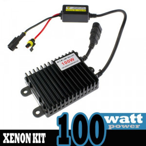 XENON KIT 100W HIGH POWER Halvt kit