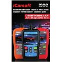 Carsoft OBDII/EOBD CAN Auto diagnosverktyg i800