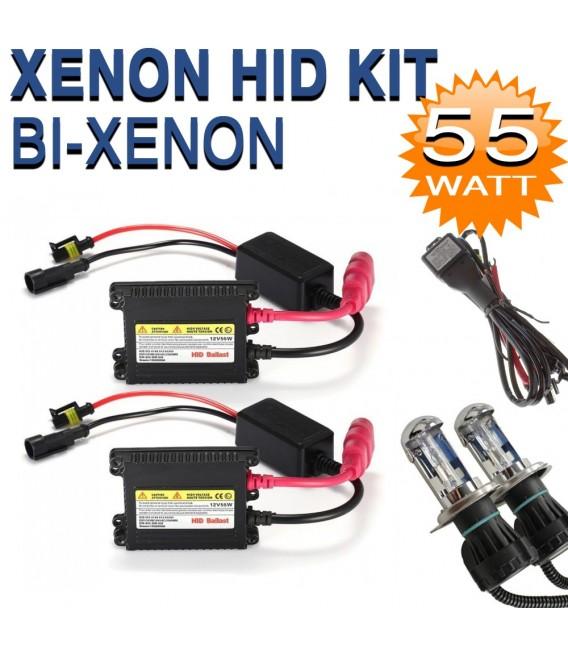 Xenon kit 55W slim Bi-xenon H4
