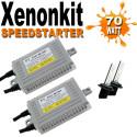 Xenon kit 70W Fast start